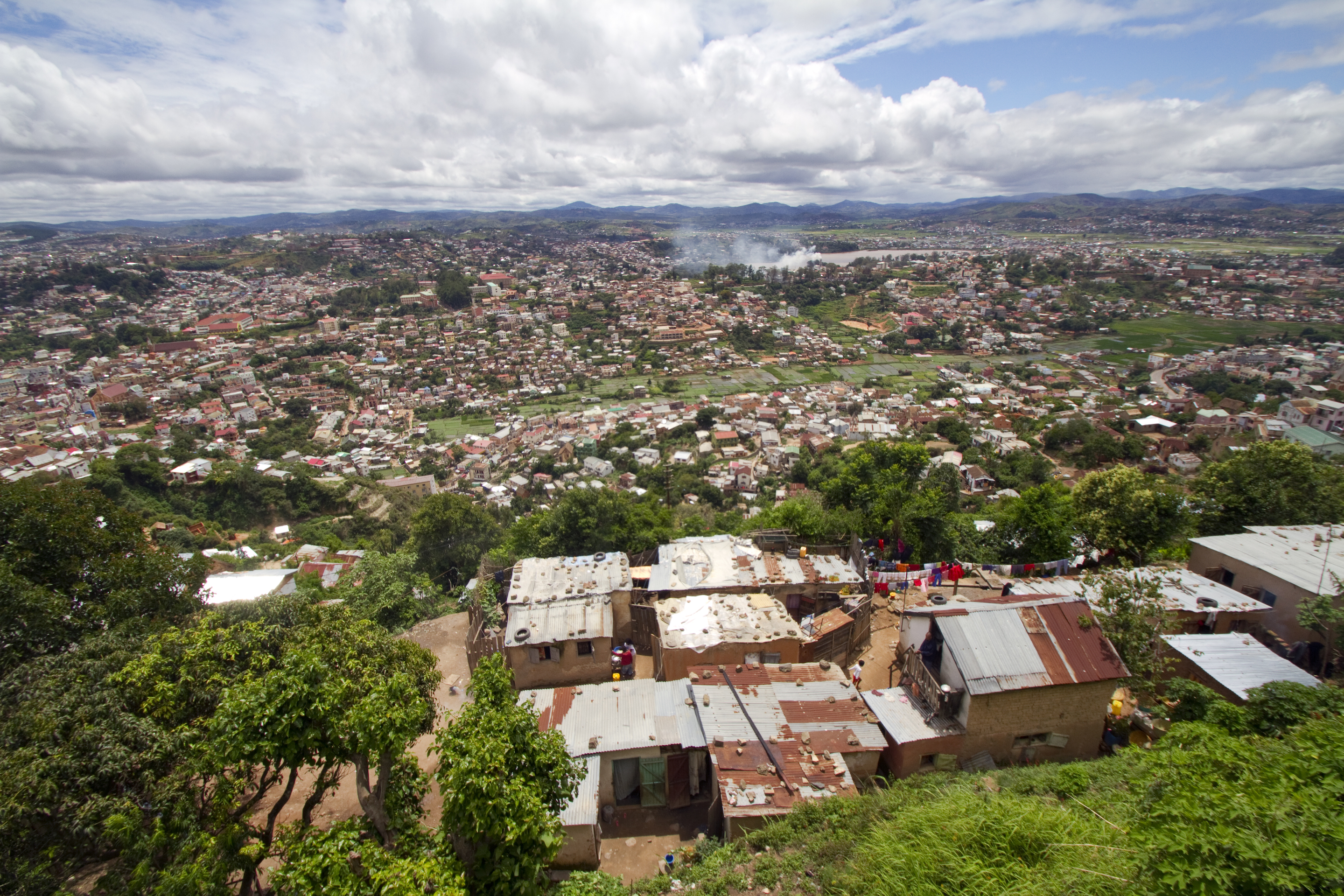 Antananarivo is the capital and largest city in Madagascar. (Photo by Thomas Cox)