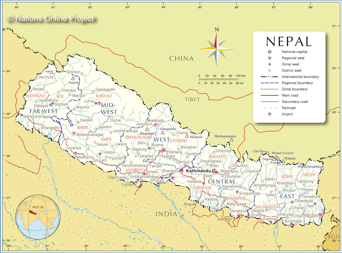 nepal-administrative-map