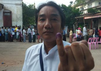 Myanmar: 2015 General Electionals Final Election Report