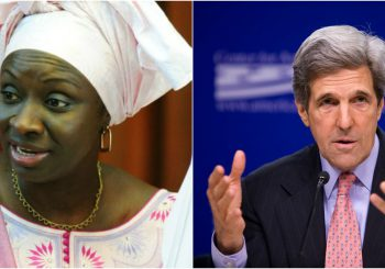 John Kerry and Aminata Touré to Co-Lead Delegation