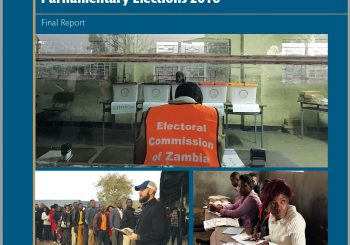 Final Report: Carter Center Experts Mission to Zambia's Presidential and Parliamentary Elections 2016